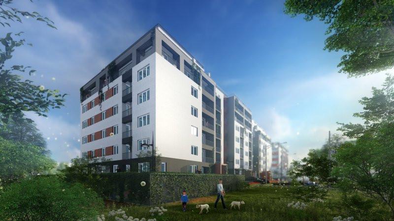 Arena Fetesti VI Residence